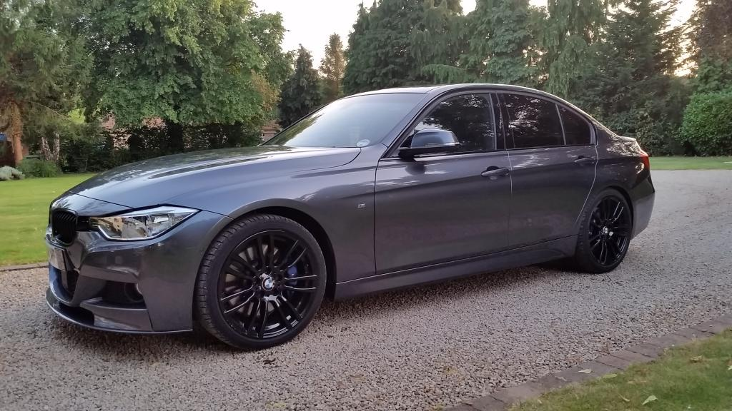 Ac Schnitzer Suspension Springs For F30 F31 10 Off For F30post